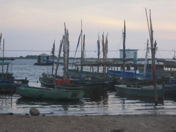 Fishing boats Casilda