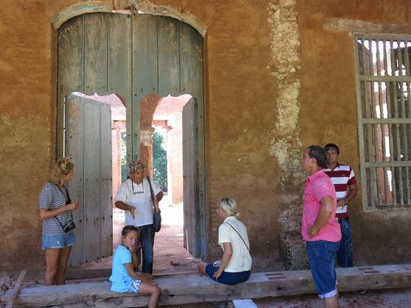 San Isidor tour