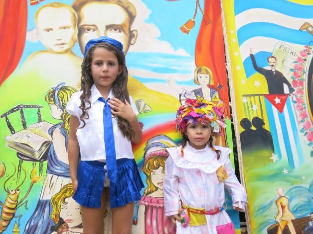 Erika y Beatrice