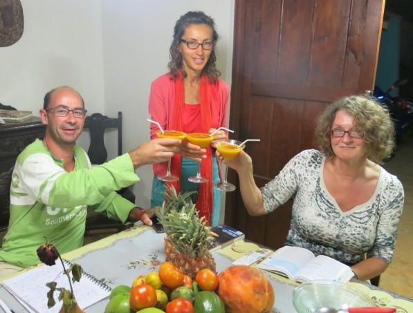 Mango Daiquiri Anyone