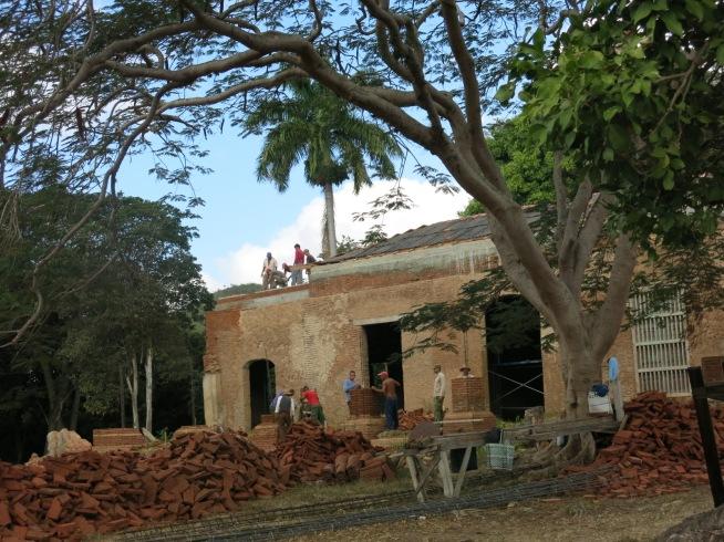 San Isidro Restoracion